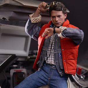 MMS257 백투더퓨쳐: Marty McFly 1/6 스케일 피규어