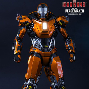 Iron Man 3: 1/6th scale Peacemaker(피스메이커/Mark XXXVI) Figure