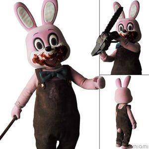 [RAH] 리얼액션히어로즈 No.693 사일런트 힐 3 - Robbie the Rabbit  [4530956106939]