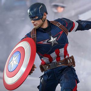 MMS281 어벤져스 : 에이지 오브 울트론: 1/6스케일 캡틴 아메리카