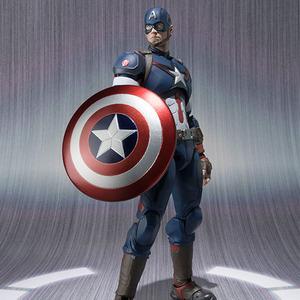 [S.H.Figuarts] 어벤져스 에이지 오브 울트론 - 캡틴아메리카  [4543112851734]
