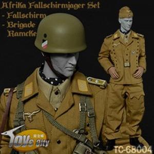 Toyscity :1/6  Afrika Fallschirmjager, Fallschirm-Brigade Ramcke, El Alamein 1942   [TC-68004]
