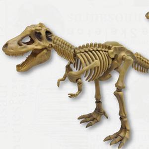 포즈스켈레톤 공룡 시리즈 101 티라노 사우루스  [4521121300788]