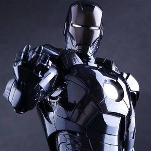 MMS282 The Avengers 아이언맨 마크7 스텔스 모드 Ver. MOVIE PROMO EDITION