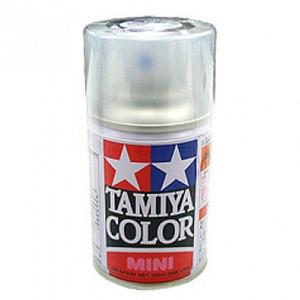 [TS-80] TAMIYA 스프레이(캔) 클리어 (무광) [4950344850808]