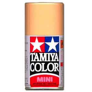 [TS-77] TAMIYA 스프레이(캔) 플랫 프레쉬 (무광) [4950344994199]