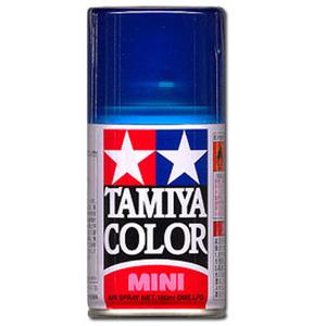 [TS-72] TAMIYA 스프레이(캔) 클리어 블루 [4950344994144]