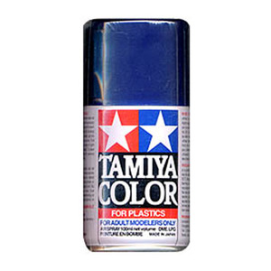 [TS-51] TAMIYA 스프레이(캔) 레이싱 블루 [4950344993932]