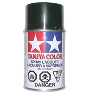 [TS-09] TAMIYA 스프레이(캔)  브리티쉬 그린 [4950344993512]