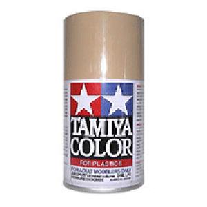 [TS-46] TAMIYA 스프레이(캔) 라이트 샌드 (무광) [4950344993888]