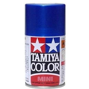 [TS-89] TAMIYA 스프레이(캔) 펄 블루  [4950344850891]