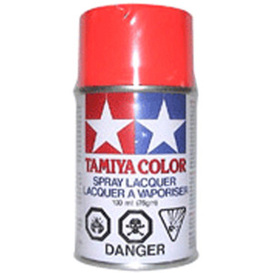 [TS-31] TAMIYA 스프레이(캔) 브라이트 오렌지 [4950344993734]
