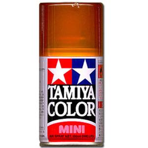 [TS-73] TAMIYA 스프레이(캔) 클리어 오렌지 (유광) [4950344994151]