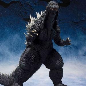 [S.H.MonsterArts] 고질라x메카고질라 - 고질라(2002) [8월재입고예정] [4573102596291]