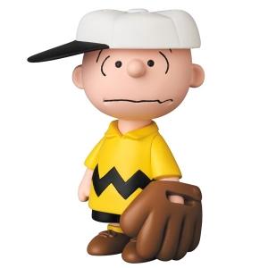 [UDF] No.360 PEANUTS 시리즈6탄 베이스볼 찰리 브라운  [4530956153605]