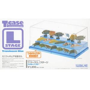 L Stage Translucent Blue T케이스 L 스테이지 반투명 블루(TC-034)[4943209360345]