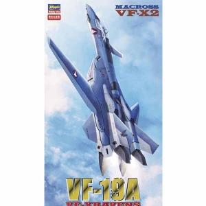 1/72 마크로스 - VF-19A(VF-X레이븐)  [4967834657595]