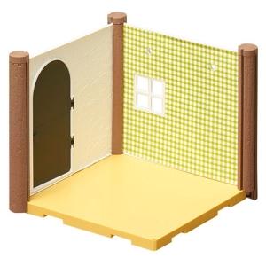하코룸 곰의 학교 베이스파츠 객실 키트 바닥재  [4549660153702]