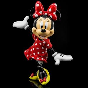 HMF#027 하이브리드 메탈 피규레이션 미니 마우스  [4897058780277]