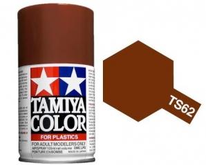 [TS-62] TAMIYA 스프레이(캔) 나토 브라운 NATO BROWN (무광) [4950344994045]