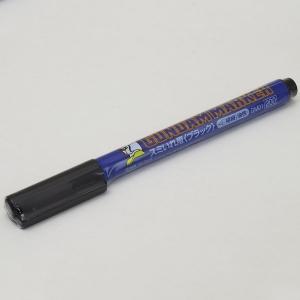 건담마커 No.1 블랙-먹선 넣기용 0.1mm(유성) [강력추천][4973028935813]