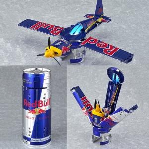 Red Bull Air Race transforming plane 레드불 에어 레이스 트랜스포밍 플레인[4580416901116]