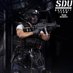 DAMTOYS - 1/6 - SDU(Special Duties Unit) ASSAULT TEAM - MEMBER [78026]