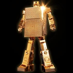 초합금혼 GX-32R 골드라이탄 금도금 마무리  [4549660239406]