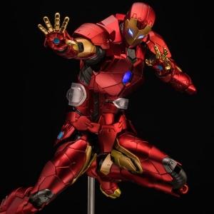 RE:EDIT IRON MAN  아이언맨 #08 Shape Changing Armor 아이언 맨[4571335883348]