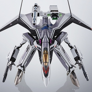 [DX초합금] 마크로스 델타 VF-31F 지크프리드 (맷서 일레펠트 / 하야테 임멜만 탑승기)[4573102550132]