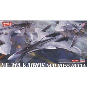 1/72 마크로스 델타 - VF-31A 카이로스  [4967834658387]