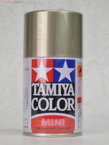 [TS-87] TAMIYA 스프레이(캔) 티타늄 골드 TITANIUM GOLD (유광) [4950344850877]