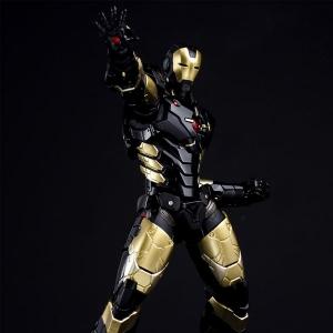 RE : EDIT IRON MAN # 06 MARVEL NOW VER. BLACK X GOLD[4571335883294]