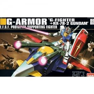 [HGUC]1/144 G-ARMOR[G-Fighter+RX-78-2 Gundam] - 지아머[050][4573102603944]
