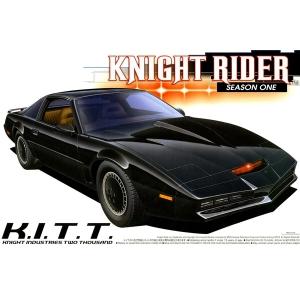 1/24 Knight Rider 2000 K.I.T.T Season 1 - 나이트 라이더 2000 K.I.T.T 시즌1[4905083041277]