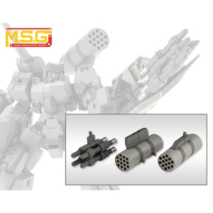 M.S.G [웨폰유닛45] 미사일&로켓포드  [4934054018215]