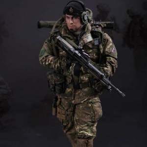 DAMTOYS Royal Marines Commando [78023]