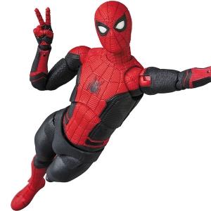 [MAFEX] 스파이더맨:파 프롬 홈 - 스파이더맨 업그레이드 슈츠  [4530956471136]