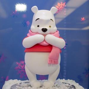 [경품피규어] 디즈니 캐릭터즈 SUPREME COLLECTION 위니 더 푸우 화이트 Ver.