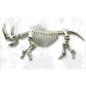 포즈스켈레톤 302 코뿔소  [4521121301129]