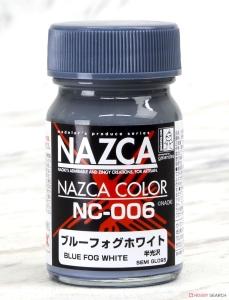 [NAZCA][NC-006]블루 포그 화이트(반 광택)[4582182307215]