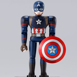 초합금 히어로즈 어벤져스 : 엔드게임 - 캡틴 아메리카 [6월발매/7월입고예정] [4573102556363]