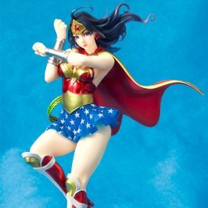 1/7 DC 코믹스 미소녀 아머드 원더우먼 2nd Edition  [4934054025299]