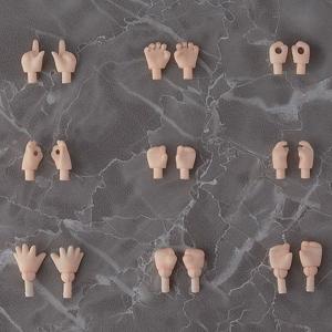 [넨도로이드 돌] 손목파츠 세트(cream)  [4580416907439]