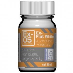 EX 컬러 시리즈 EX-05 플랫 화이트 [4582182300155]