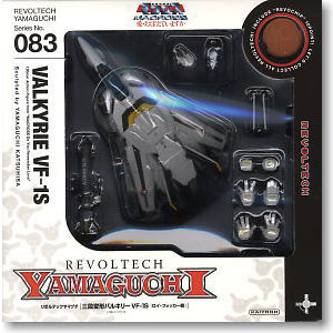 (리볼텍) 야마구찌 시리즈 NO.83 VALKYRIE VF- 1S