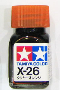 [X-26] CLEAR ORANGE 클리어 오렌지 (광택)[45135255]