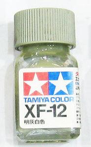 [타미야][에나멜도료 XF-12] J.N. 그레이 (무광) [45135439]
