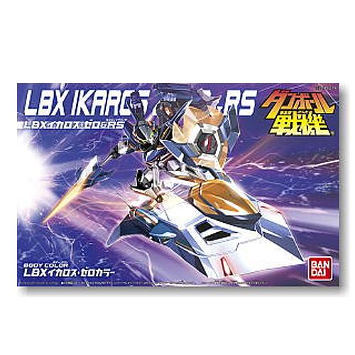 [골판지전사] LBX 이카로스 제로 & RA (라이딩소사)   [4543112779137]
