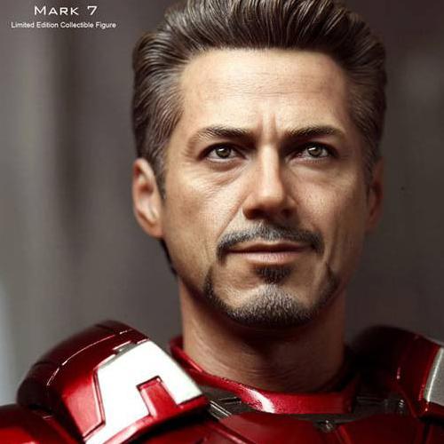 [핫토이]1/6 MMS185 무비 마스터피스The Avengers - Mark 7[4897011174693]